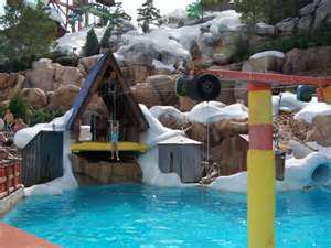 Brrr Blizzard Beach Wishing Well Travel