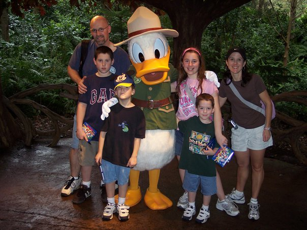 walt disney world for large families part 1 where are we going to