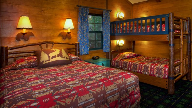 Cabins At Fort Wilderness Resort