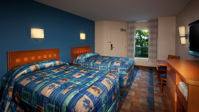 Walt disney world for large families part 1 where are we going to pop century resort std room disneys publicscrutiny Images